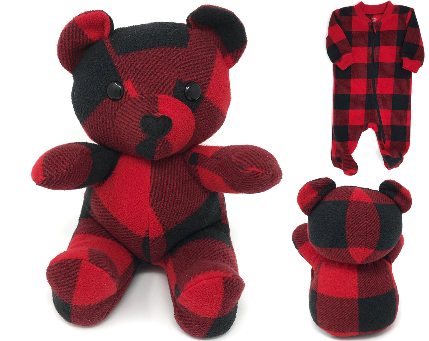 Memory keepsake Teddy Bear