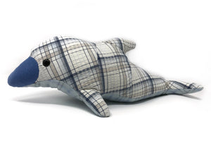 Keepsake Memory Dolphin, LARGE - Nestling Kids Keepsakes