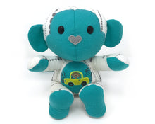 Keepsake Memory Monkey, LARGE - Nestling Kids Keepsakes