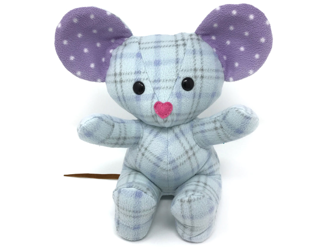 Keepsake Memory Mouse, LARGE - Nestling Kids Keepsakes