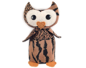 Keepsake Memory Owl, LARGE - Nestling Kids Keepsakes