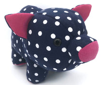 Keepsake Memory Pig, LARGE - Nestling Kids Keepsakes