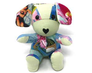 Keepsake Memory Puppy Dog, LARGE