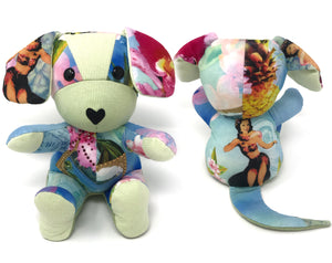 Keepsake Memory Puppy Dog - Nestling Kids Keepsakes