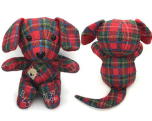 Keepsake Memory Puppy Dog, LARGE - Nestling Kids Keepsakes