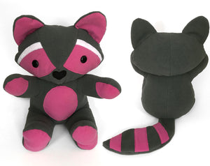 Keepsake Memory Raccoon, LARGE