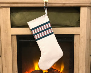 Regular Keepsake Christmas Stocking - Nestling Kids Keepsakes