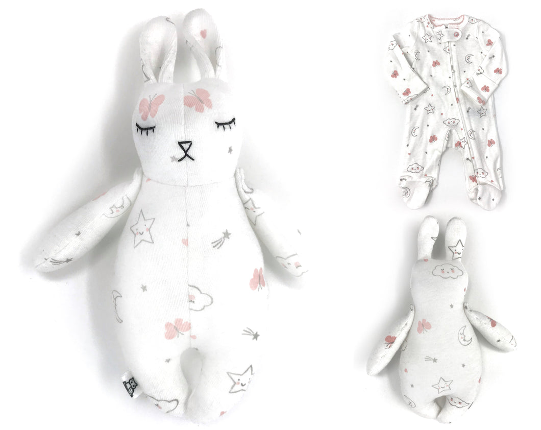 Keepsake Tiny Sleepy Bunny