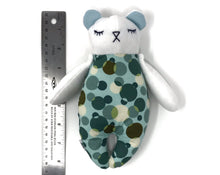 Weighted Keepsake Tiny Bear