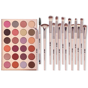 24-color-eyeshadow-pallet-makeup-femcosmetic-fem-cosemtic-beautybyangelica-12-piece brushset