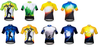 Maillots de ciclismo 2019 (2019 Bicycle Jerseys)