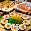 Aparato para enrollar Sushi (Magic Sushi Roll Maker)