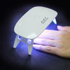Secador de uñas de 12W LED UV micro USB (Nail Dryer LED UV Lamp Micro USB)