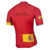 Maillot de ciclismo España 2019 (Spain 2019 Men Red Cycling Jersey)