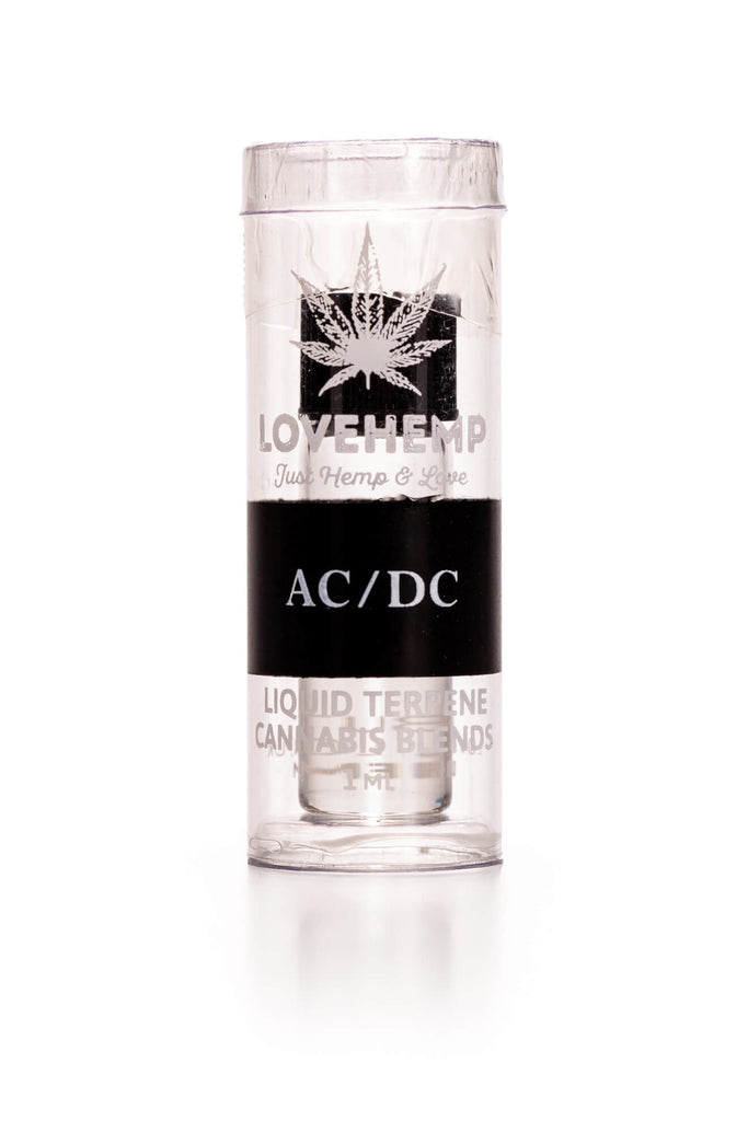 Love Hemp® Liquid Terpenes ACDC 1ml canabd טרפנים