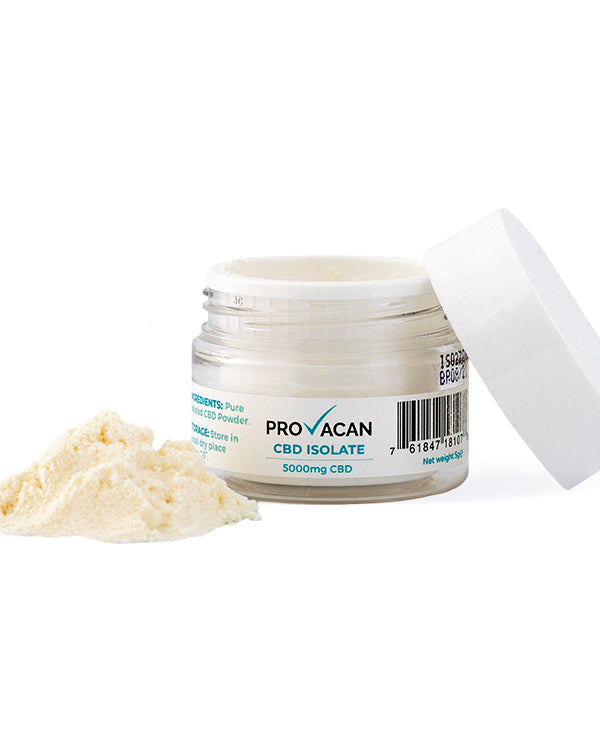 PROVACAN CBD Isolate אבקת סיבידי טהור