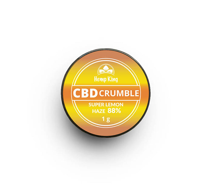HEMP KING CBD WAX 88% ווקס קראמבל