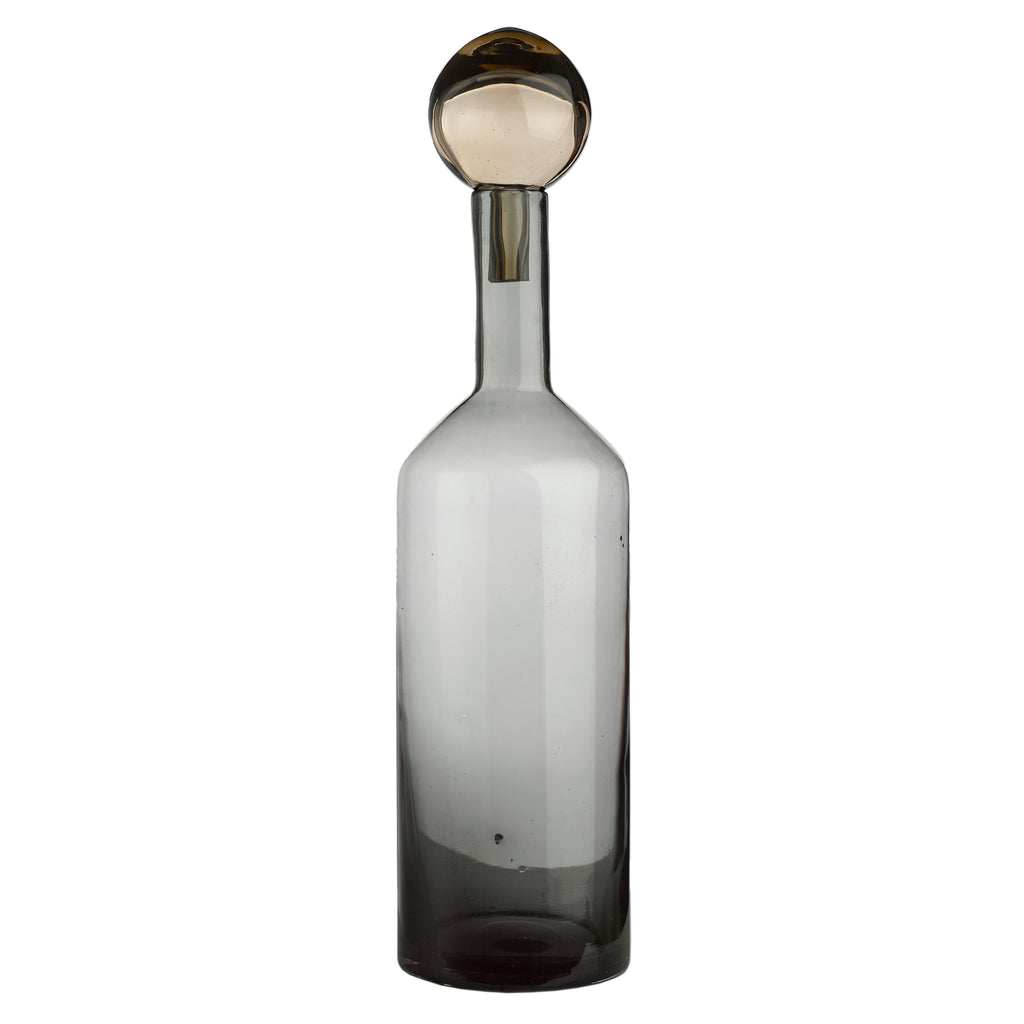 Bubbles & Bottles grand format gris bulle beige