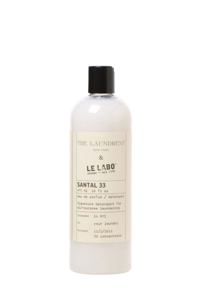 Le Labo Santal Signature Détergent 16 ml/The Laundress
