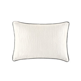 Coussin Wavelets snow Elitis
