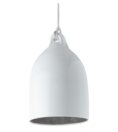 Bufferlamp design Wieki Somers silver edition