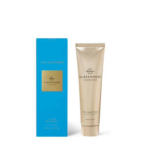 GLASSHOUSE - The Hamptons Handcream