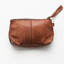 JUJU & CO - Small Leather Essential Pouch