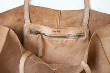 JUJU - Unlined leather Tote
