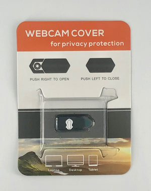 Slim Webcam Cover for your privacy when online