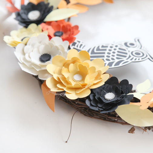 Haunted Halloween Paper Crafts 10 Halloween Paper Projects Including Carinagardnershop