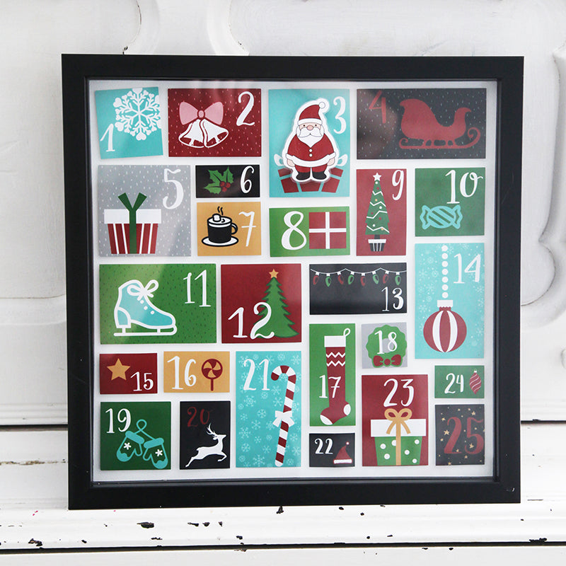 MERRY CHRISTMAS PAPER CRAFTS: 10 CHRISTMAS PAPER PROJECTS INCLUDING  INSTRUCTIONS, CUTTING TRICKS, AND DOWNLOADS FOR SVG FILES EBOOK (PDF FORMAT)