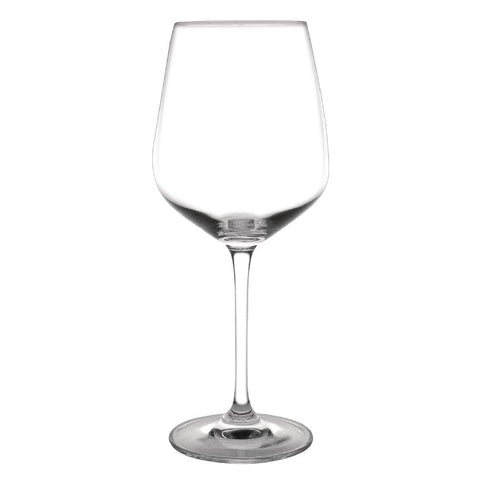 Olympia Chime Crystal Wine Glasses 495ml (Box of 6)