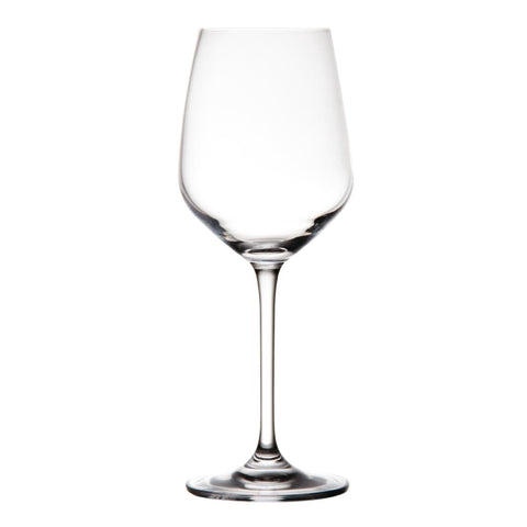 Olympia Chime Crystal Wine Glasses 620ml (Box of 6)