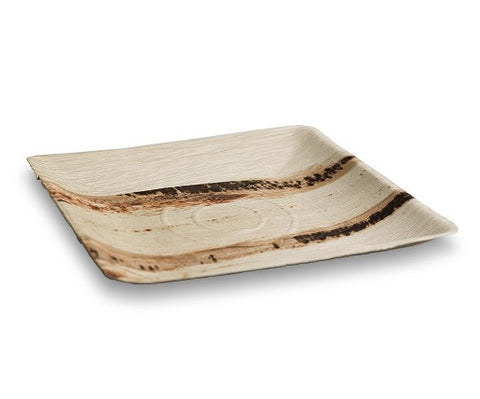 Palm Leaf Plate - Square