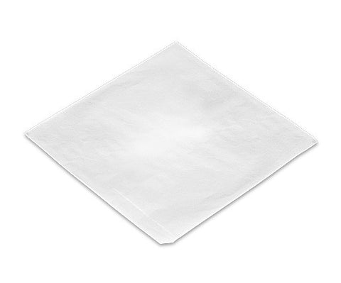 3F Flat Paper Bag - White (Pack of 500)