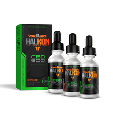 Load image into Gallery viewer, HALKON CBD 600mg Tincture Bundle- Broad Spectrum