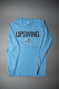 Long Sleeve Upswing Flag Shirt