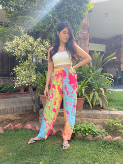 Monsoon Print Pants