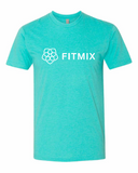 Fit Mix Shirt - Tahiti Blue