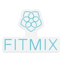 Fit Mix Sticker