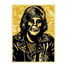 Load image into Gallery viewer, Shepard Fairey 'Fiend Rocker Yellow'