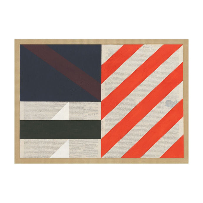 Evan Hecox 'Flag of Contradictions'