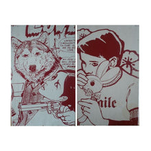 Load image into Gallery viewer, Faile 'NYC Box 85' Lazarides Provenance