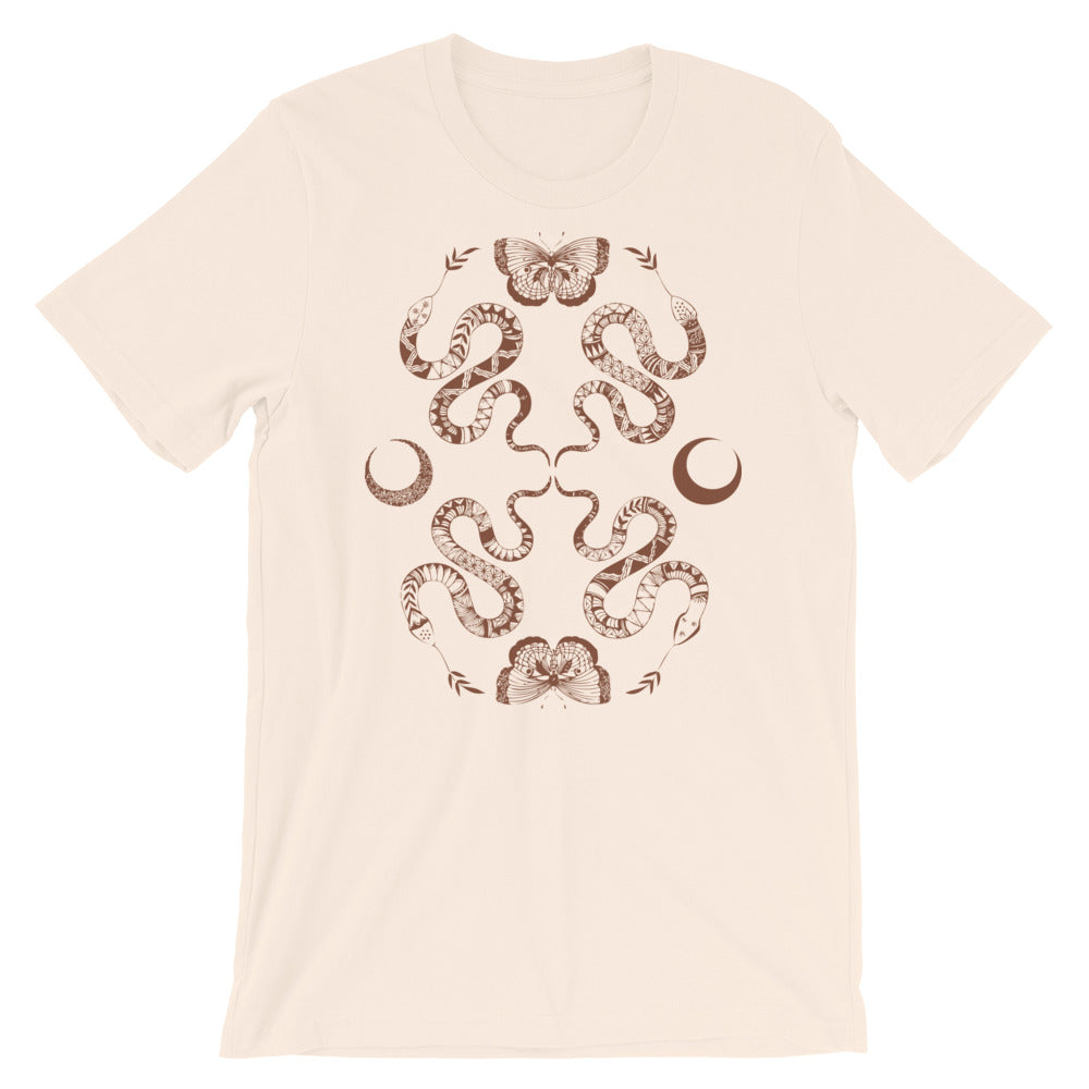 Lauren Napolitano - Misty Nights - Unisex T-Shirt
