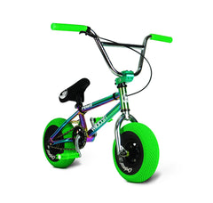 Wildcat Mini BMX Pro Series Royal Green