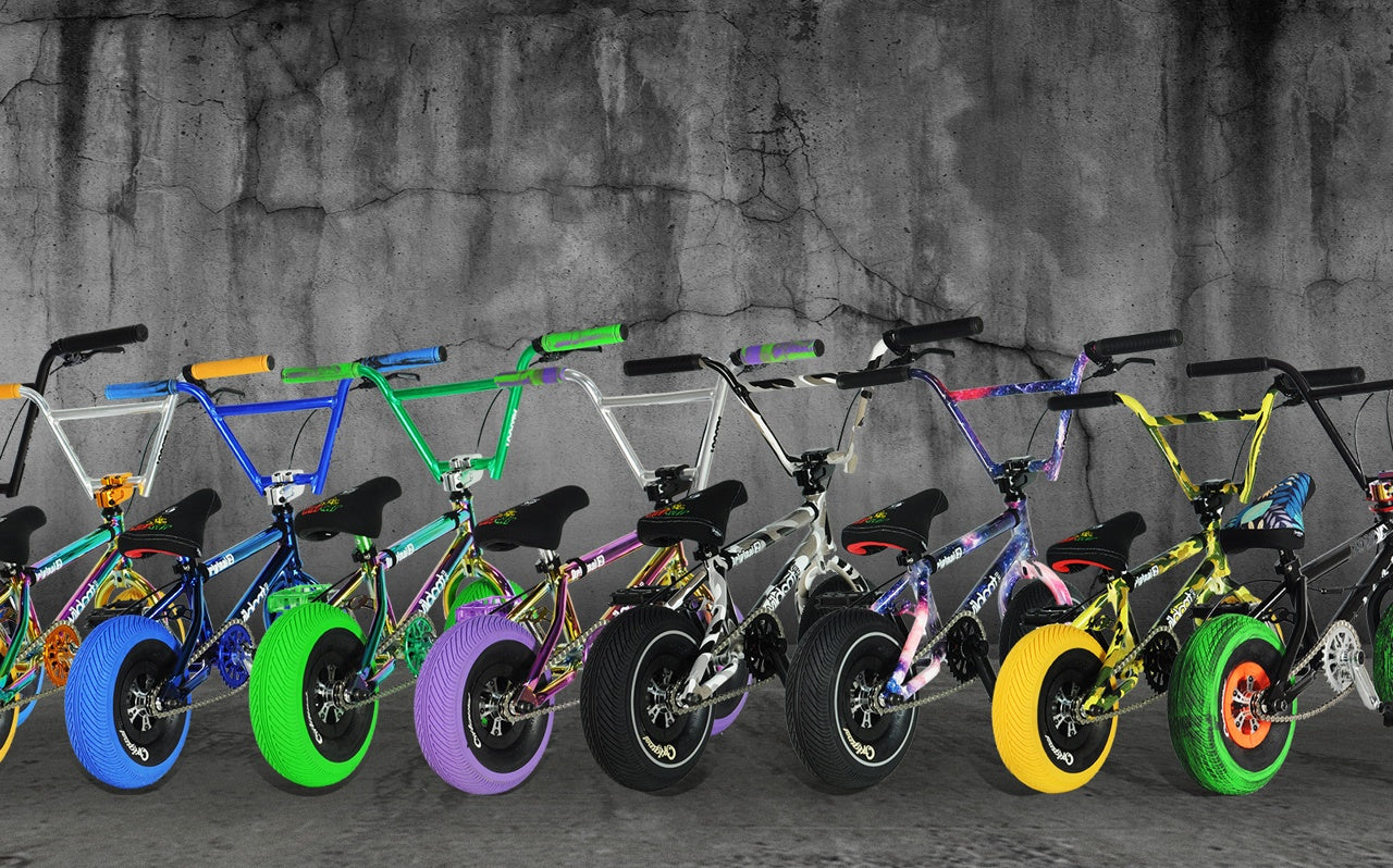 Wildcat Mini BMX New 2020 models pre-order