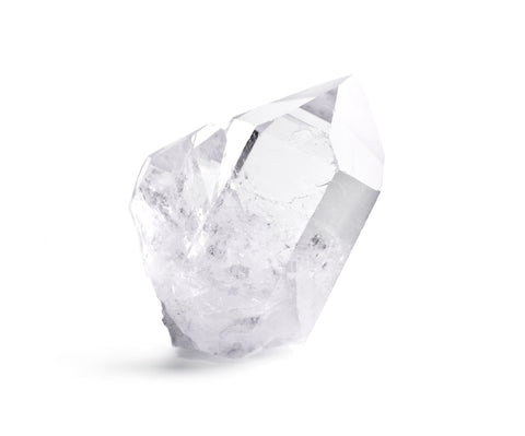 Image of clear Quartz crystal