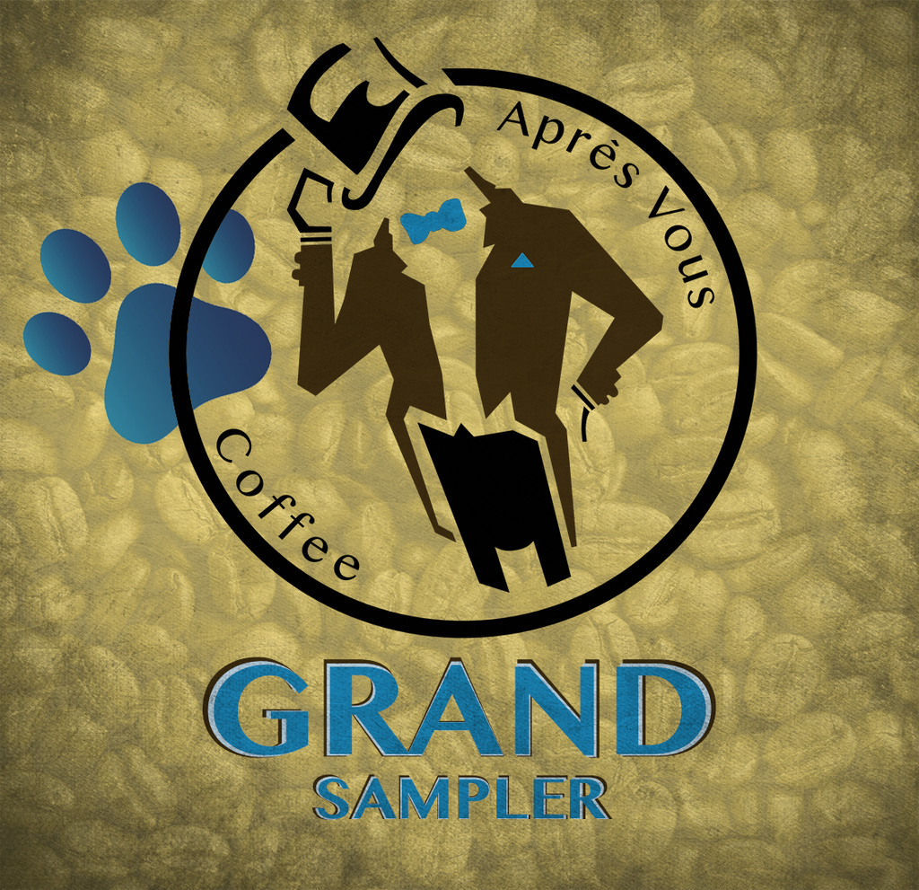 GRAND SAMPLER for SENIOR DOGS