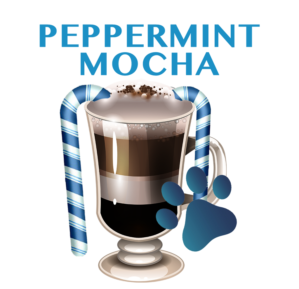 PEPPERMINT MOCHA for SENIOR DOGS