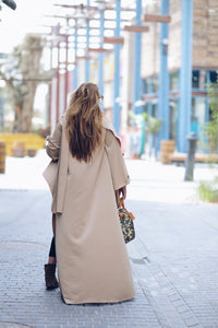 Shop The Hooded Throw / Abaya in Dubai